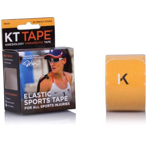 Kt Tape Elastic Athletic Tennis Tape - Gold