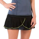 Lucky In Love High Shine Flounce Women's Tennis Skirt