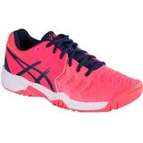 Asics Resolution 7 GS Junior Tennis Shoe