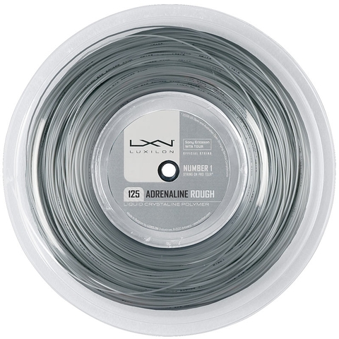 Luxilon Adrenaline Rough 16l Tennis String Reel