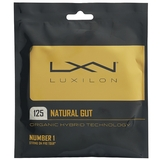 Luxilon Natural Gut 1.25 Tennis String Set