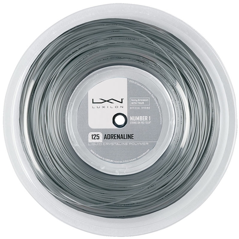 Luxilon Adrenaline 125 Tennis String Reel