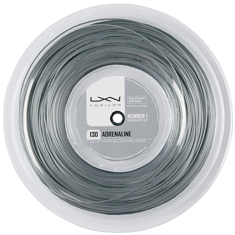 Luxilon Adrenaline 130 Tennis String Reel