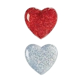 Wilson Vibra Fun Glitter Hearts Vibration Dampener