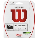 Wilson Revolve Spin 16 Tennis String Set - Green
