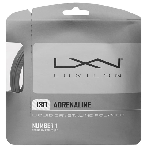 Luxilon Adrenaline 16 Tennis String Set