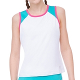 Fila Paint The Line Girl's Tennis Tank