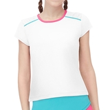 Fila Paint The Line Girl's Tennis Top