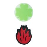 Wilson Vibra Clover- Flame Tennis Dampener