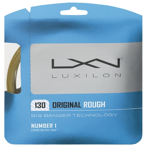 Luxilon Original Rough 130 Tennis String Set