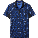 Lacoste Ultradry Pattern Men's Tennis Polo