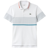 Lacoste Chest Stripe Light Knit Men's Tennis Polo