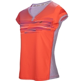 Babolat Performance Cap Sleeve Girl's Tennis Top