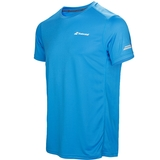 Babolat Core Flag Club Boy's Tennis Tee
