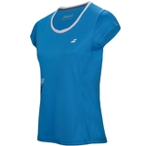 Babolat Core Flag Club Women's Tennis Tee