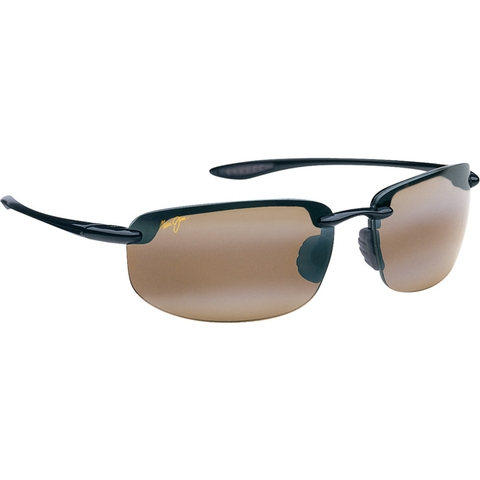 Maui Jim Hcl Hookipa Gloss Black Tennis Sunglasses