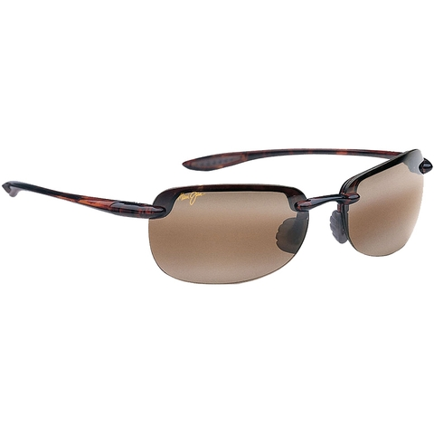 Maui Jim Grey Sandy Beach Tortoise Tennis Sunglass