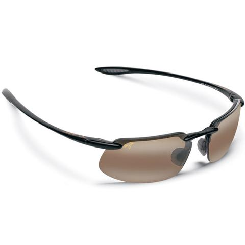 Maui Jim Hcl Kanaha Gls Black Tennis Sunglasses