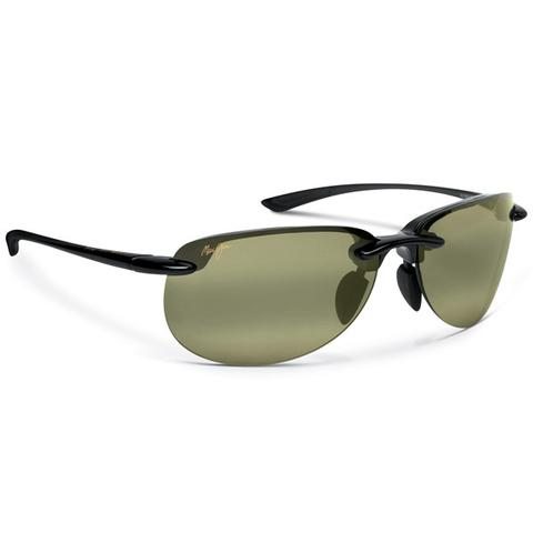 Maui Jim Ht Hapuna Gls Black Tennis Sunglasses