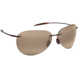 Maui Jim Hcl Sugar Beach Rootbeer Tennis Sunglasses