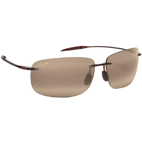 Maui Jim Hcl Breakwall Rootbeer Tennis Sunglasses