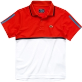 Lacoste Colorblock Ultradry Boy's Tennis Polo