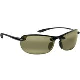 Maui Jim Ht Hanalei Gls Black Tennis Sunglasses