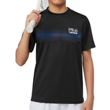 Fila Core Dotted Print Boy's Tennis Crew