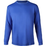 Sofibella Classic Long Sleeve Men's Tennis Crew