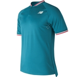 New Balance Tournament Henley Men's Tennis Crew