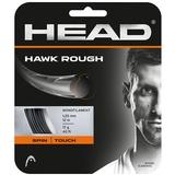 Head Hawk Rough 17 Tennis String Set - Grey
