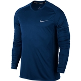 Nike Dry Miler Long Sleeve Men's Top