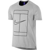 Nike Court Dry Baseline Rib Men's Tennis Top