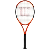 Wilson Burn 100ls Limited Edition Orange Tennis Racquet