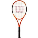 Wilson Burn 100 CV Orange Limited Edition Tennis Racquet