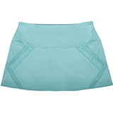 Lucky In Love Zipline Women's Tennis Skirt