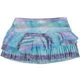 Lucky In Love Pleat Tier Women's Tennis Skirt