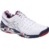 Asics Gel Resolution 7 L.E. London Men's Tennis Shoe
