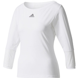 Adidas London Line 3/4 Women's Tennis Tee