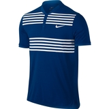 Nike Court Advantage Stripe Men's Tennis Polo