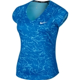 Nike Court Pure Printed Women's Tennis Top