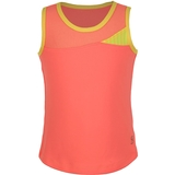 Sofibella Full Back Girl's Tennis Tank