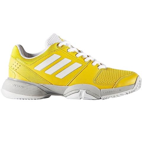c8d579bf8 Adidas Barricade Club XJ Junior Tennis Shoe