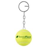 Tennis Plaza Tennis Ball Key Chain