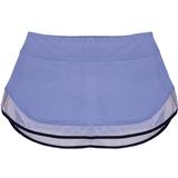 Lucky In Love Mesh Border Women's Tennis Skirt