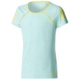 Adidas Club Girl's Tennis Tee