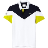Lacoste Color Block Ultra Dry Men's Tennis Polo