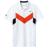 Lacoste Super Light Color Block Men's Tennis Polo