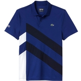 Lacoste Color Block Men's Tennis Polo