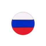 Tennis Plaza Russia Flag Tennis Dampener